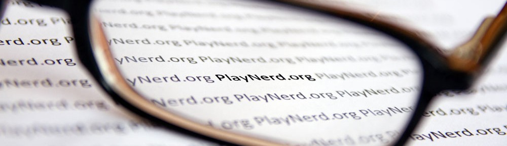 Play Nerd